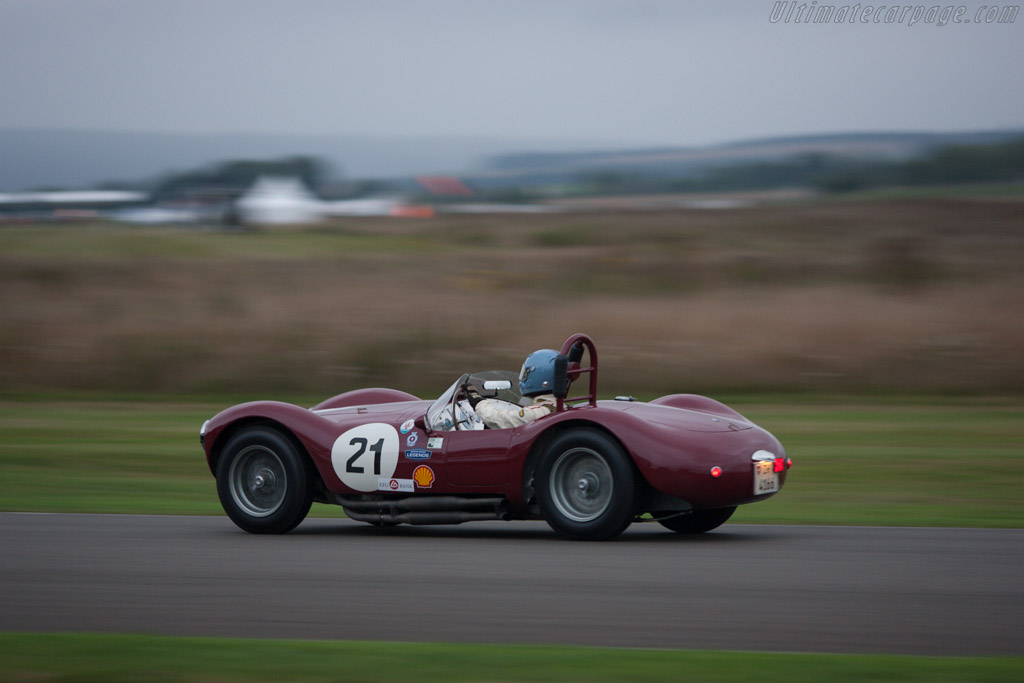 Maserati A6GCS/53 - Chassis: 2093 - Entrant / Driver Lukas Huni  - 2013 Goodwood Revival