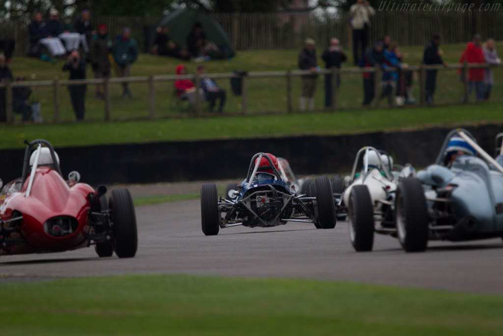 Nota Ford - Chassis: 38 - Entrant: Philip Venables - Driver: Joe Colasacco  - 2013 Goodwood Revival