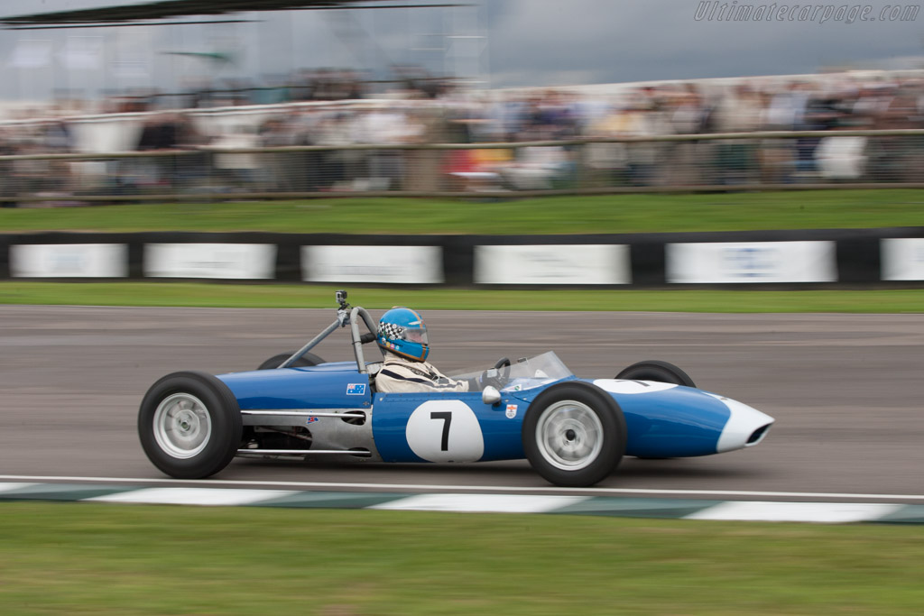 Nota Ford - Chassis: 38 - Entrant: Philip Venables - Driver: Nick Wigley  - 2013 Goodwood Revival