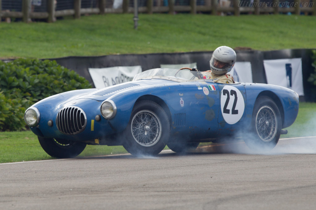 OSCA MT4 - Chassis: 1161 - Driver: Stephan Rettenmaier  - 2013 Goodwood Revival