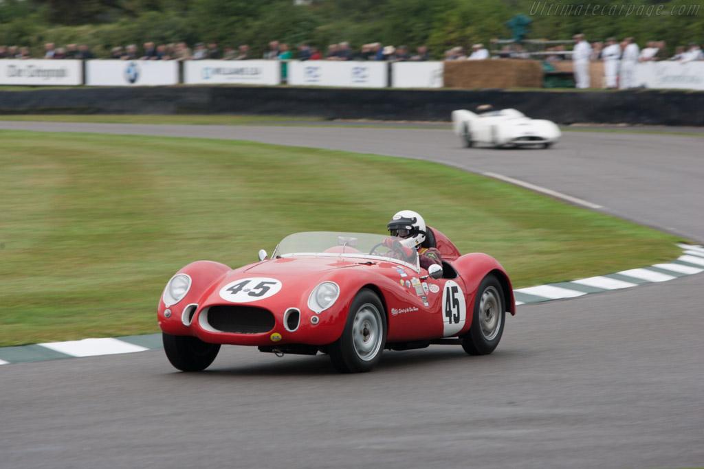 OSCA MT4 Alfa Romeo - Chassis: 1126 - Driver: Tony Bailey  - 2013 Goodwood Revival