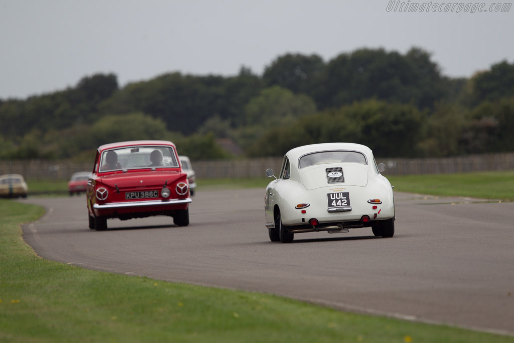 Porsche 356 - Chassis: 100017   - 2013 Goodwood Revival