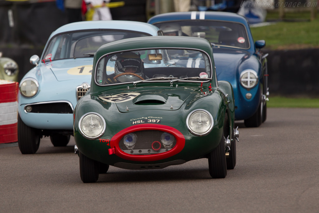 Rochdale GT - Chassis: C784085 - Entrant: Farringtons Trading ltd - Driver: Anthony Hansford  - 2013 Goodwood Revival