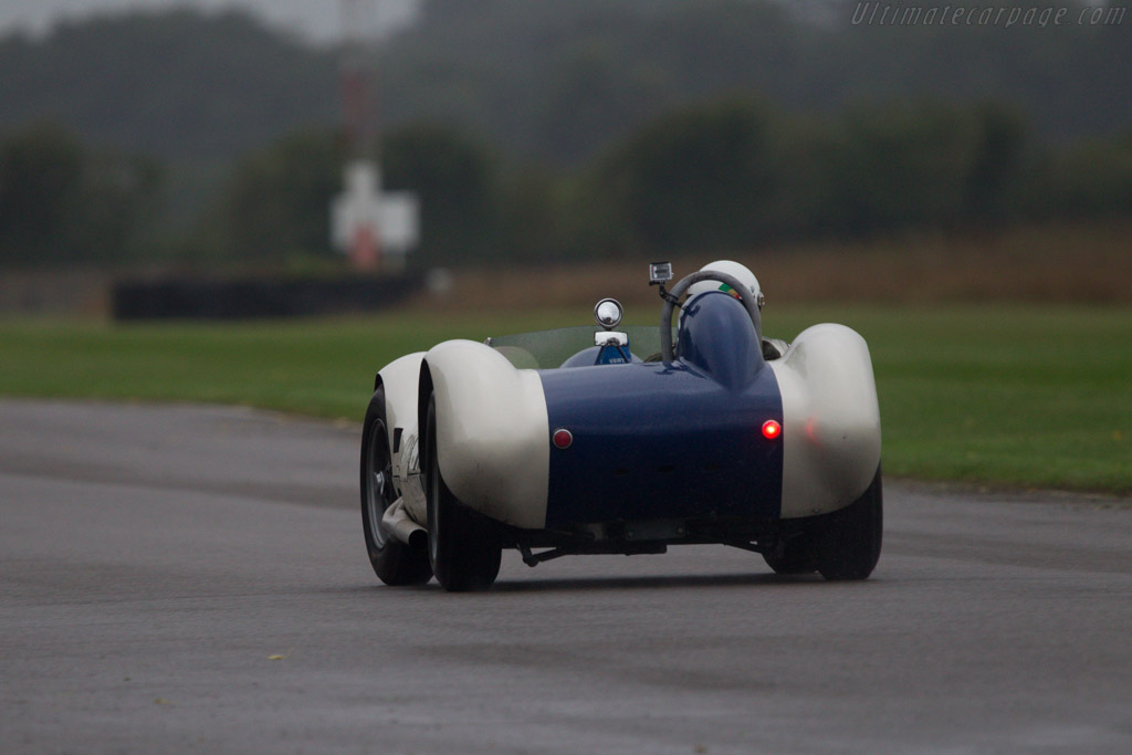 Sadler Mk3 Chevrolet  - Driver: Julian Mazjub  - 2013 Goodwood Revival