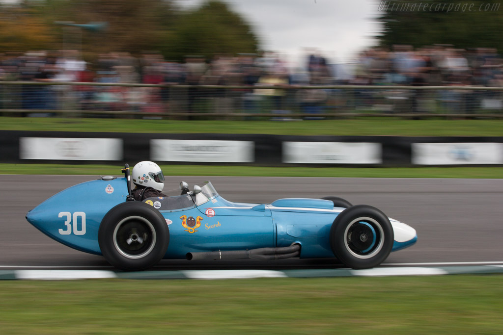 Scarab F1 - Chassis: 003 - Driver: Julian Bronson  - 2013 Goodwood Revival