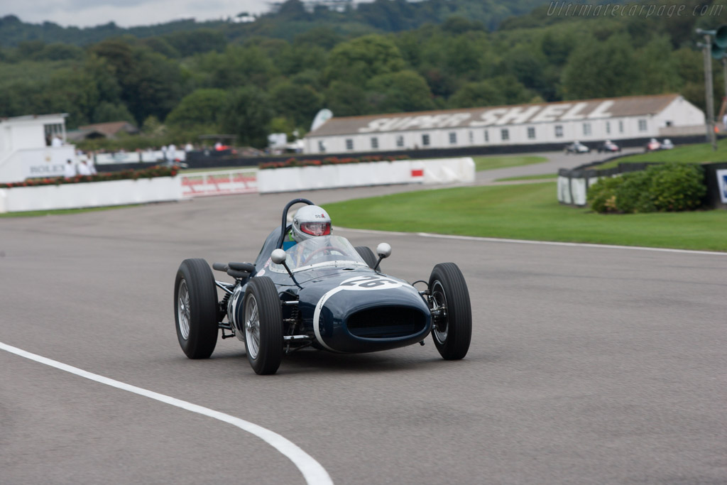 Walker Tipo 10 Climax - Chassis: 1 - Driver: Richard Parnell  - 2013 Goodwood Revival