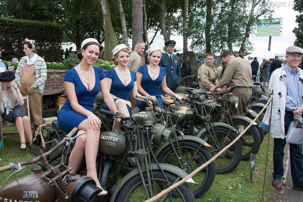Welcome to Goodwood    - 2013 Goodwood Revival