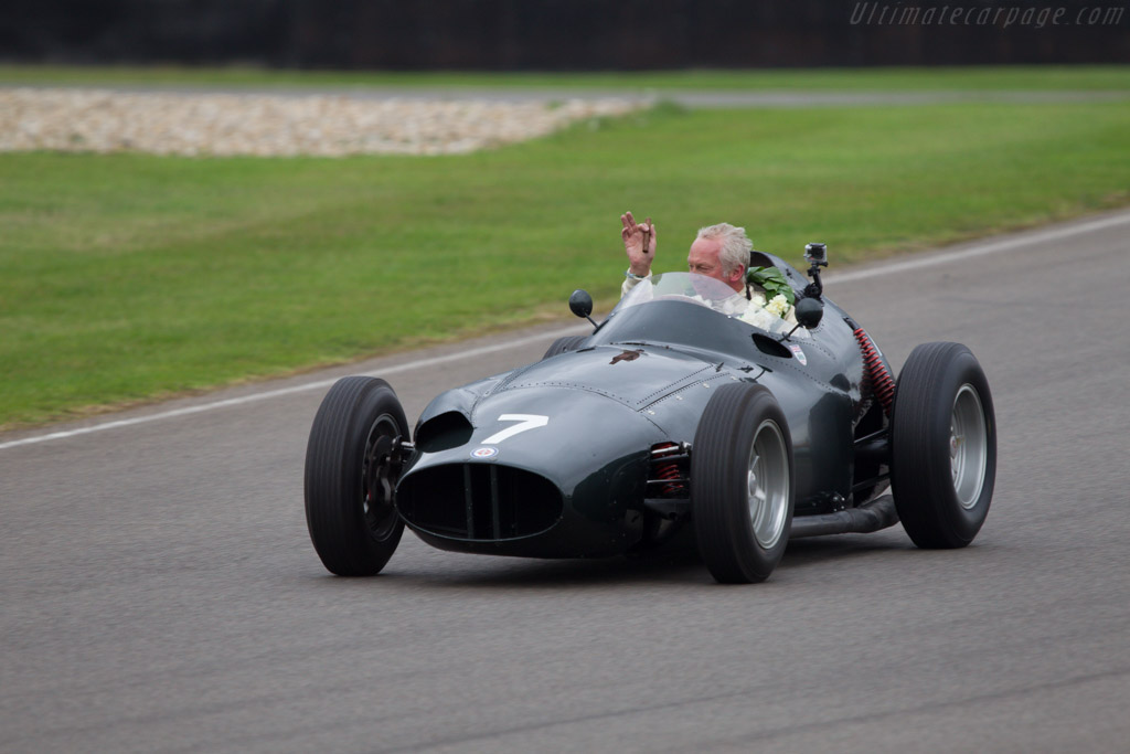 Winner Gary Pearson - Chassis: 8   - 2013 Goodwood Revival