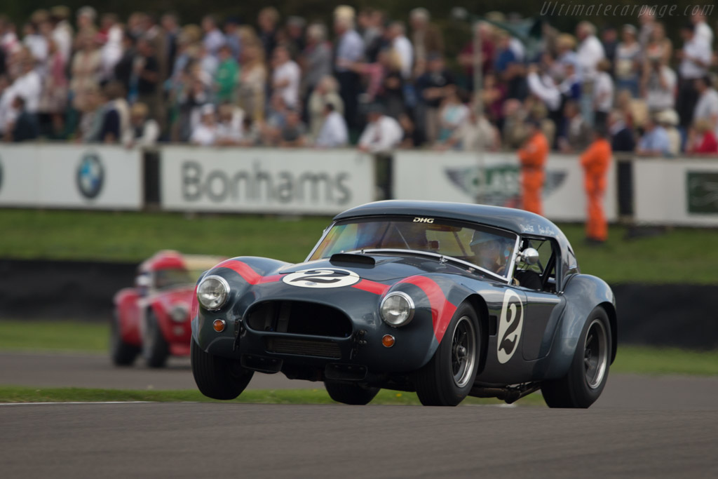 AC Shelby Cobra - Chassis: CSX2049 - Driver: David Hart  - 2014 Goodwood Revival