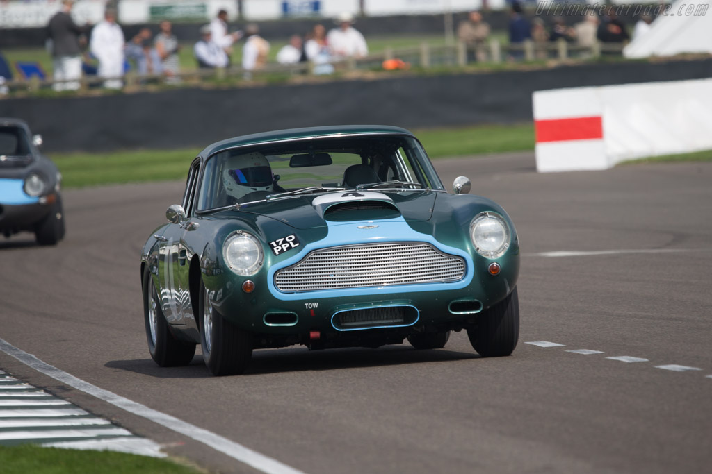 Aston Martin DB4 GT - Chassis: DB4GT/0110/R - Driver: Ian Dalglish  - 2014 Goodwood Revival
