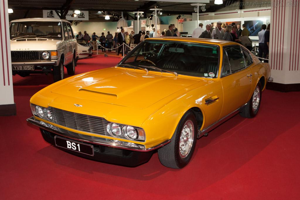 Aston Martin DBS    - 2014 Goodwood Revival