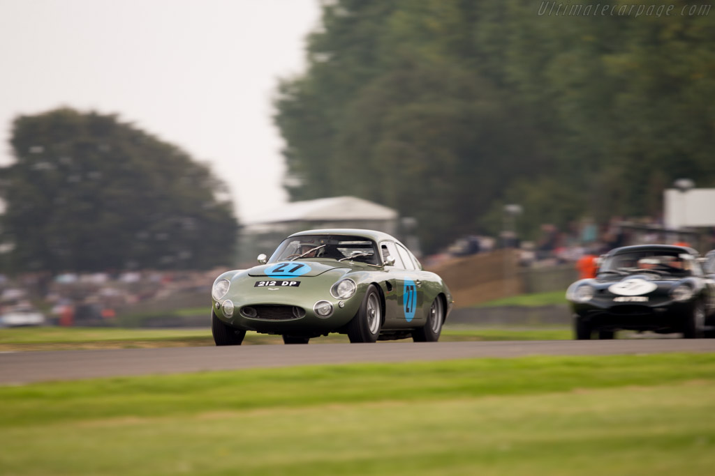 Aston Martin DP212 - Chassis: DP212/1 - Entrant: Wolfgang Friedrichs - Driver: Simon Hadfield  - 2014 Goodwood Revival