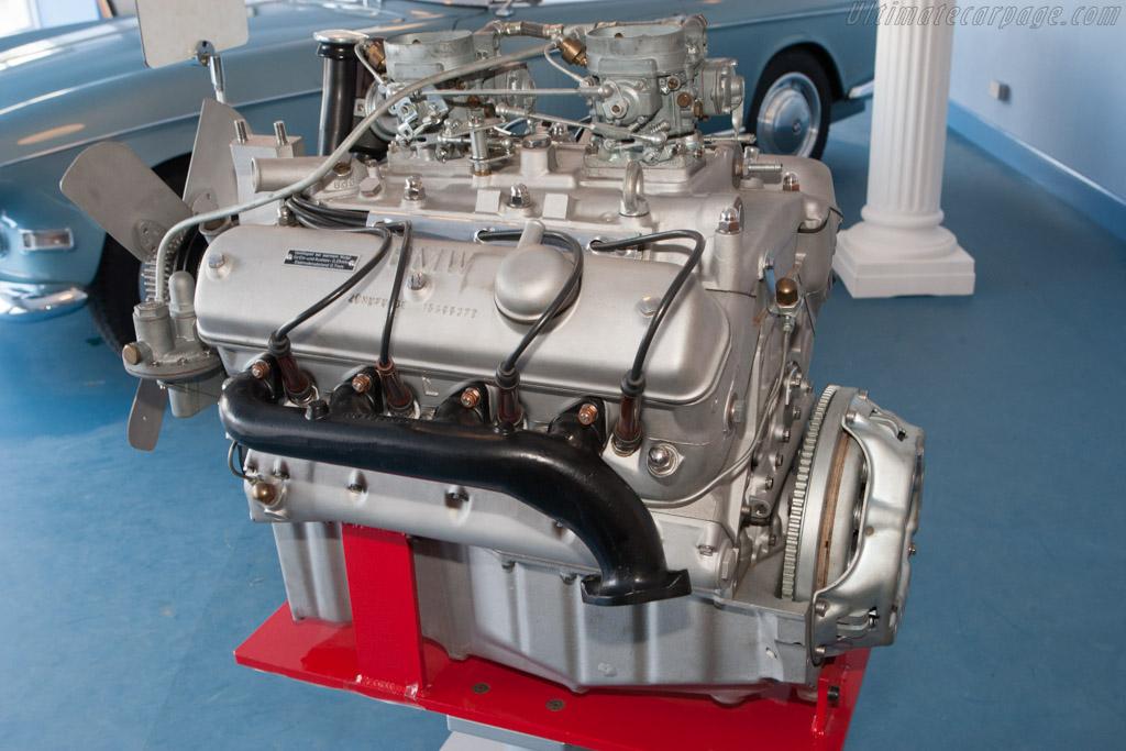 BMW V8    - 2014 Goodwood Revival