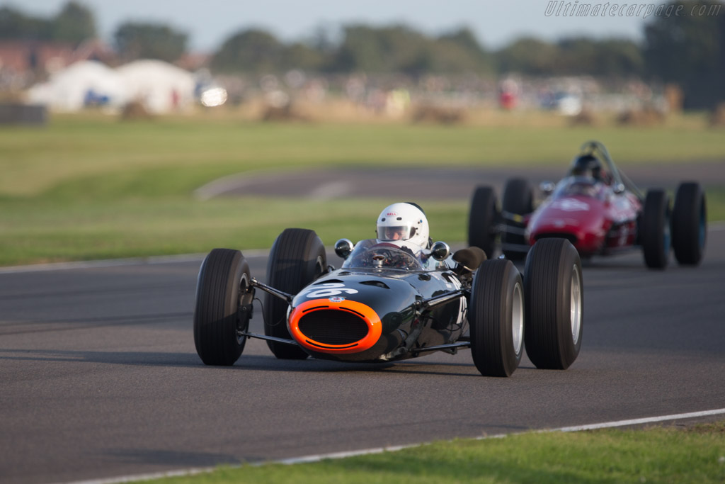 BRM P261 - Chassis: 2615 - Driver: Andrew Wareing  - 2014 Goodwood Revival