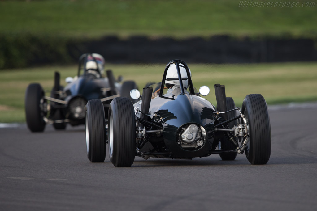 BRM P57 V8 - Chassis: 572 - Driver: Charles McCabe  - 2014 Goodwood Revival