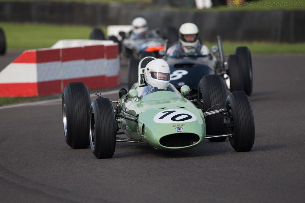 BRP BRM - Chassis: 02-64 - Driver: Kurt del Bene  - 2014 Goodwood Revival