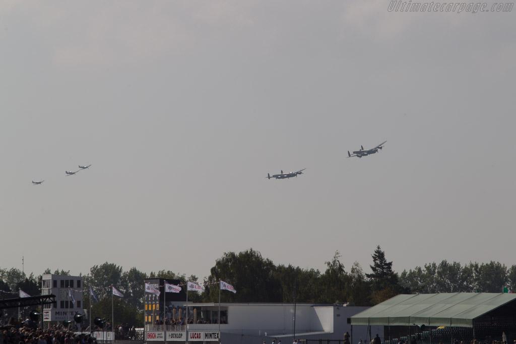 Battle of Britain Memorial Flight    - 2014 Goodwood Revival