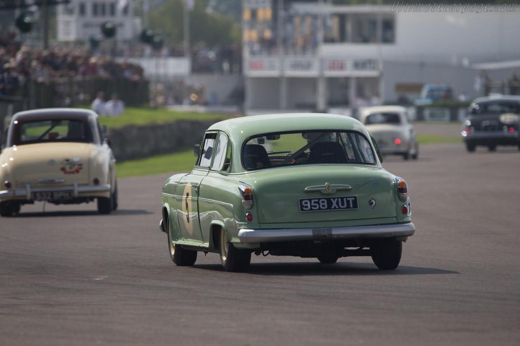 Borgward Isabella TS - Chassis: 1122221 - Entrant: Gavis Watson - Driver: Alec Poole  - 2014 Goodwood Revival