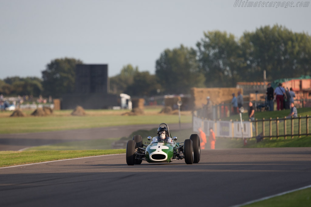 Brabham BT11 Climax - Chassis: F1-5-64 - Driver: John Romano  - 2014 Goodwood Revival