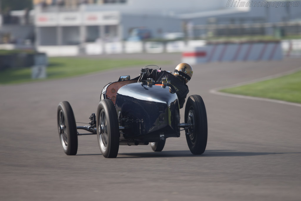 Bugatti Type 51 - Chassis: 51126 - Entrant: Richard Collier - Driver: Simon Diffey  - 2014 Goodwood Revival
