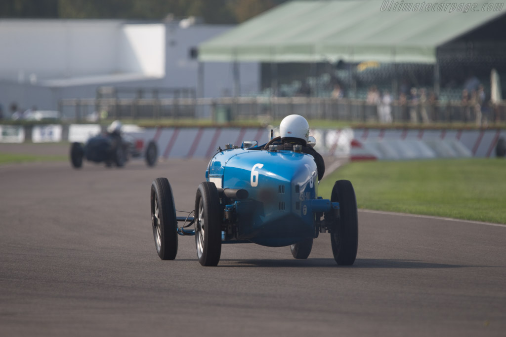 Bugatti Type 54 - Chassis: 54201 - Entrant: Olav Glasias - Driver: Tim Dutton  - 2014 Goodwood Revival