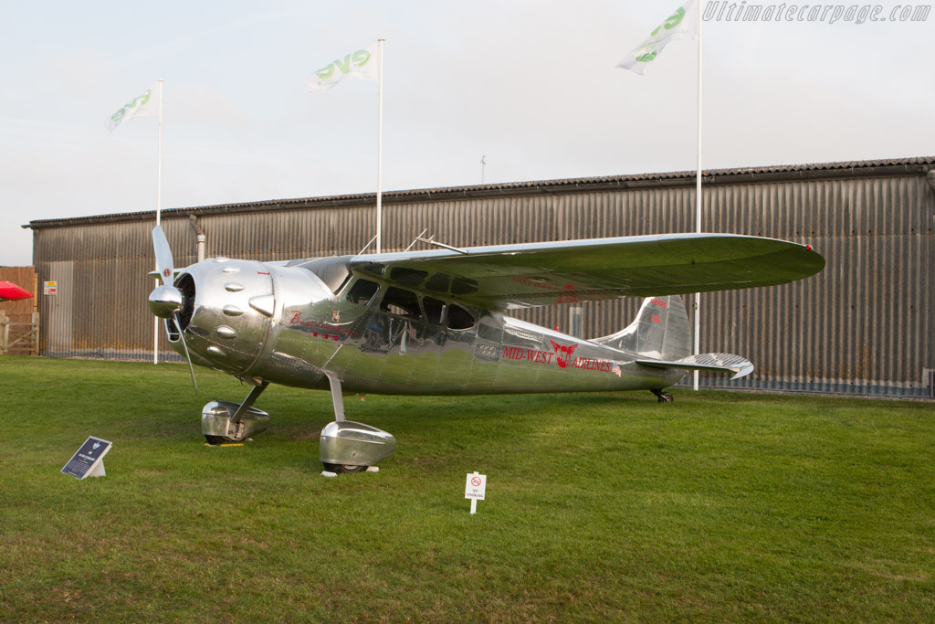 Cessna 195 Businessliner    - 2014 Goodwood Revival