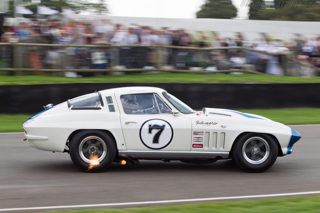 Chevrolet Corvette - Chassis: 194376S101266 - Entrant: Craig Davies - Driver: Jason Plato  - 2014 Goodwood Revival