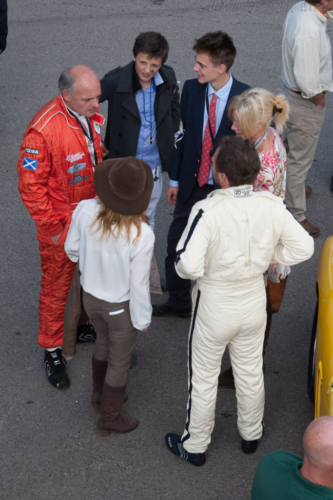 Christian Horner    - 2014 Goodwood Revival