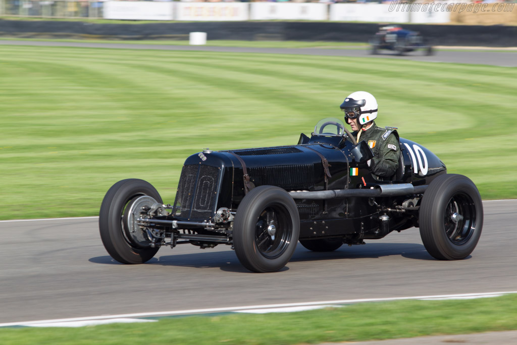 ERA R10B - Chassis: R10B - Driver: Paddins Dowling  - 2014 Goodwood Revival
