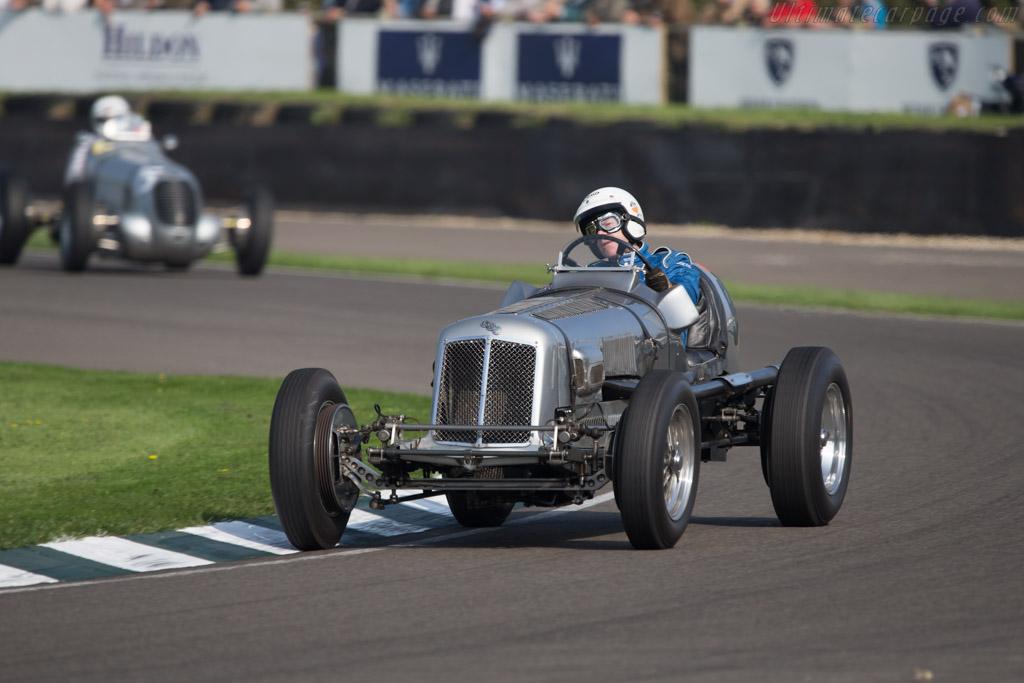 ERA R11B - Chassis: R11B - Driver: David Morris  - 2014 Goodwood Revival