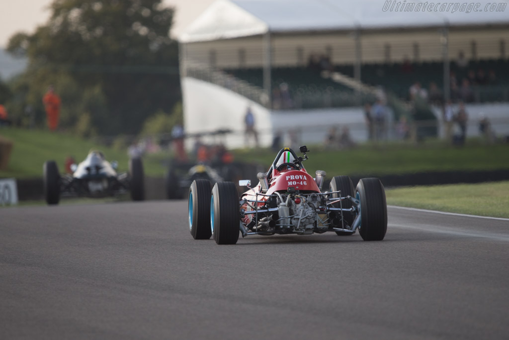 Ferrari 1512 F1 - Chassis: 0008 - Entrant: Lawrence Auriana - Driver: Joe Colosacco  - 2014 Goodwood Revival