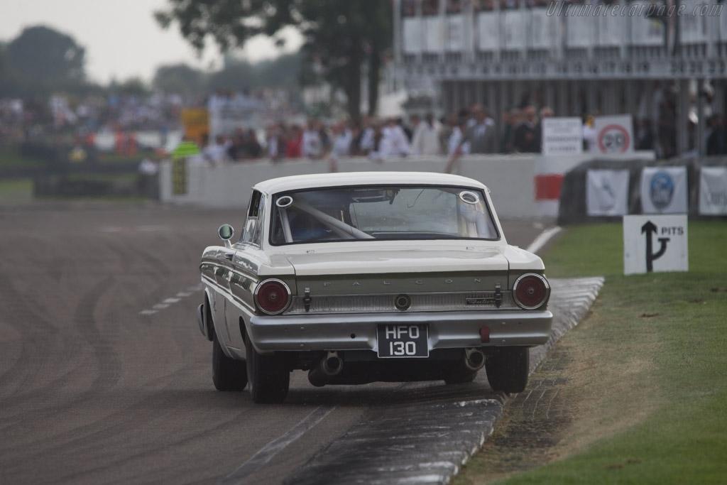 Ford Falcon Sprint  - Driver: Mike Gardiner / Niki Faulkner  - 2014 Goodwood Revival