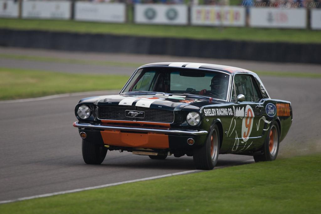 Ford Mustang - Chassis: 6R07150489 - Driver: Andrew Yool / Mike Jordan  - 2014 Goodwood Revival