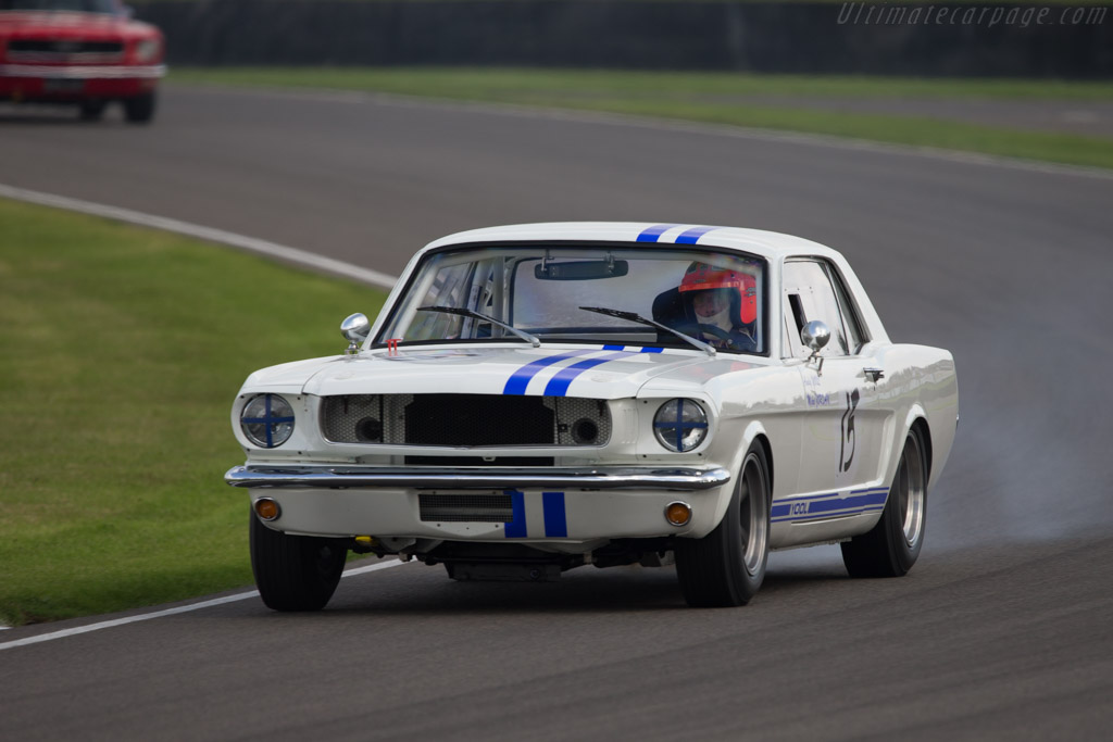 Ford Mustang - Chassis: 5R67C159408 - Driver: Patrick Watts / Steve Soper  - 2014 Goodwood Revival