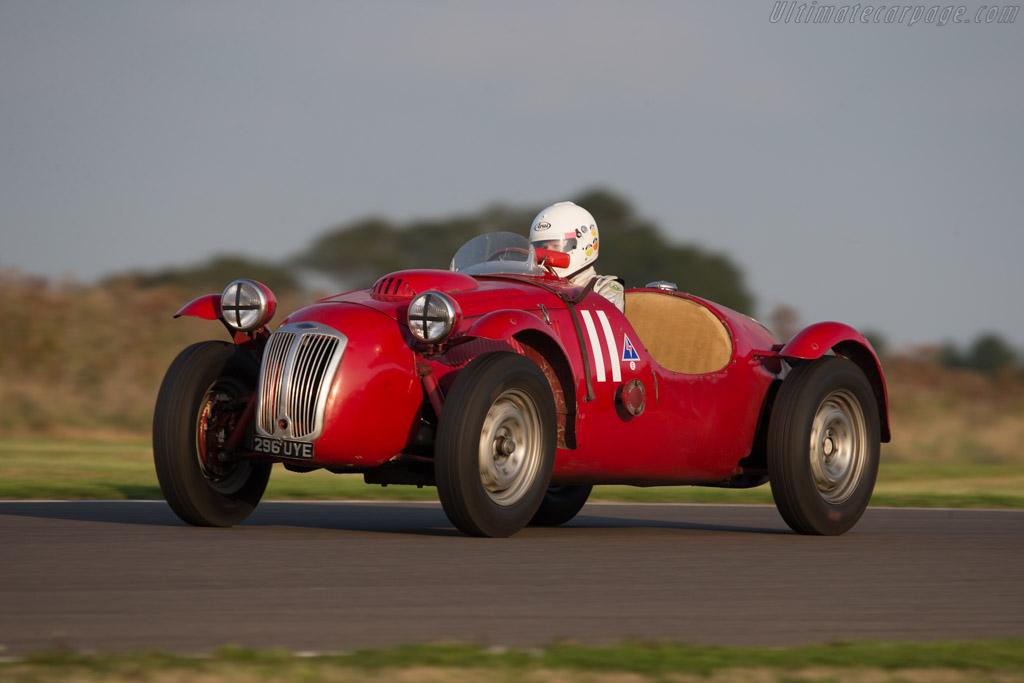 Frazer Nash Le Mans Replica - Chassis: 421/200/174 - Driver: Quirina Louwman  - 2014 Goodwood Revival