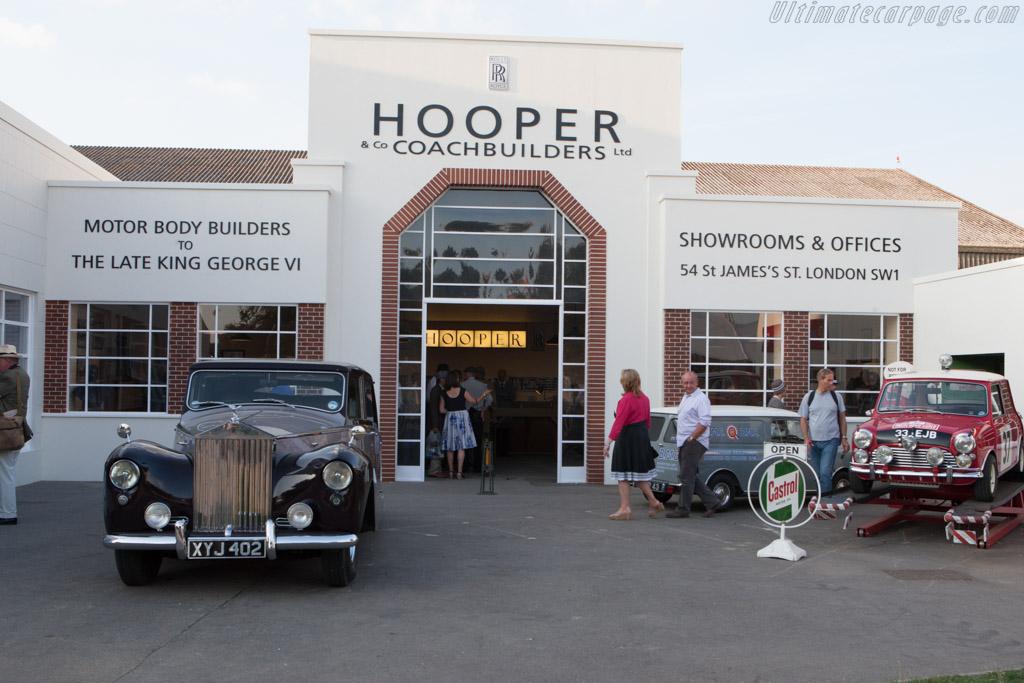 Hooper Showroom    - 2014 Goodwood Revival