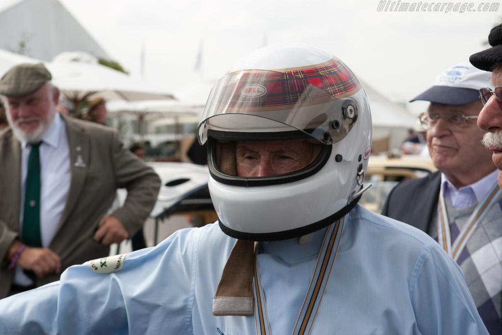 Jackie Stewart    - 2014 Goodwood Revival