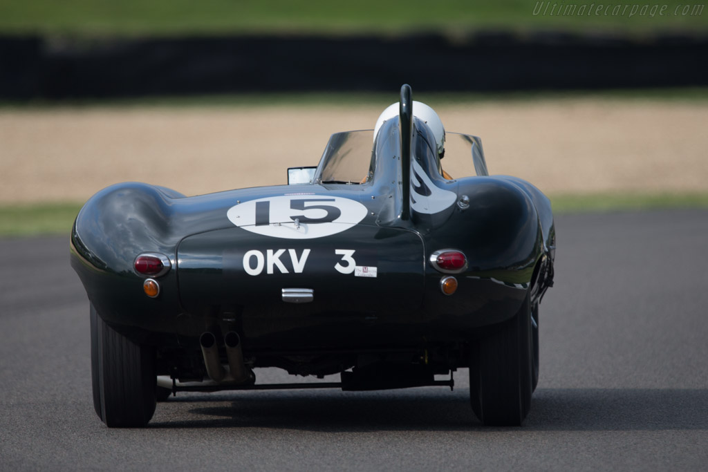 Jaguar D-Type Works - Chassis: XKD 404 - Entrant: Mallya Collection  - 2014 Goodwood Revival
