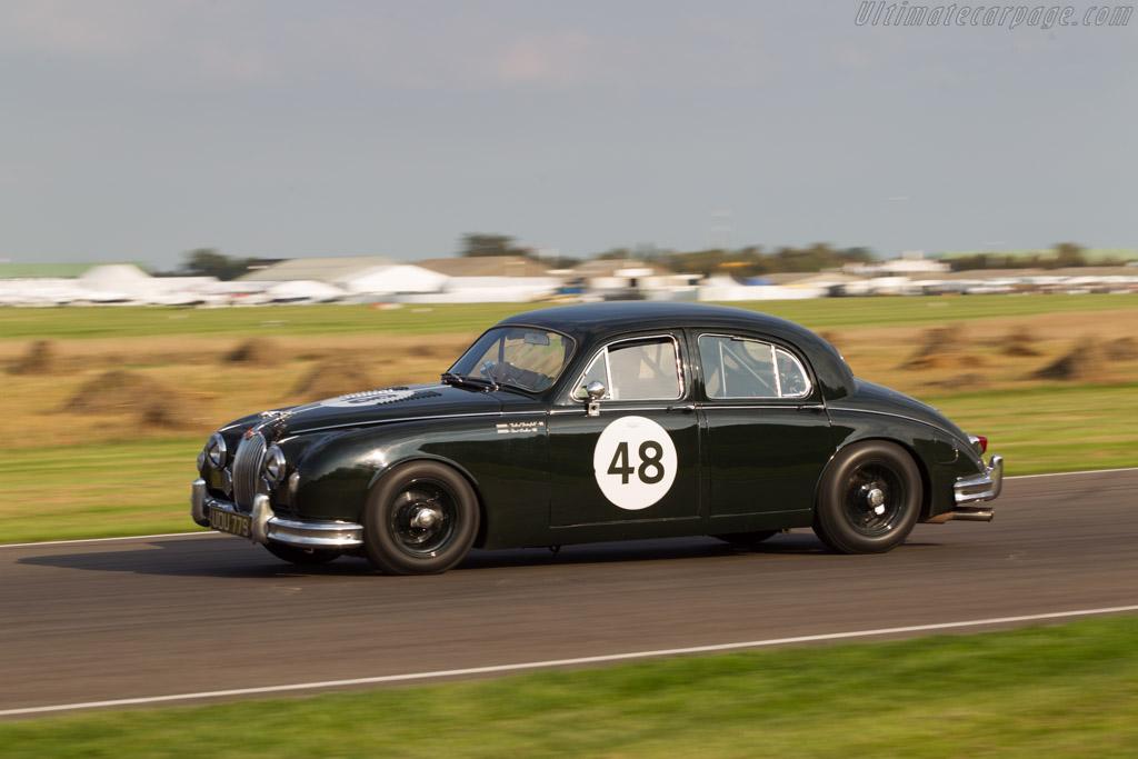 Jaguar Mk1 - Chassis: 915373 - Driver: Richard Butterfield  - 2014 Goodwood Revival