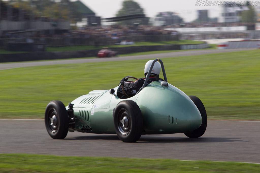 Kieft GP Climax - Chassis: 1 - Driver: Nigel Batchelor  - 2014 Goodwood Revival