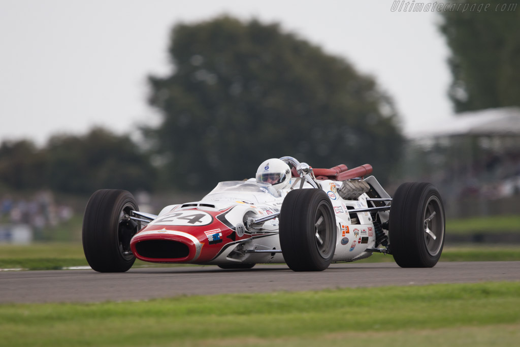 Lola T90 Ford - Chassis: SL92/5   - 2014 Goodwood Revival