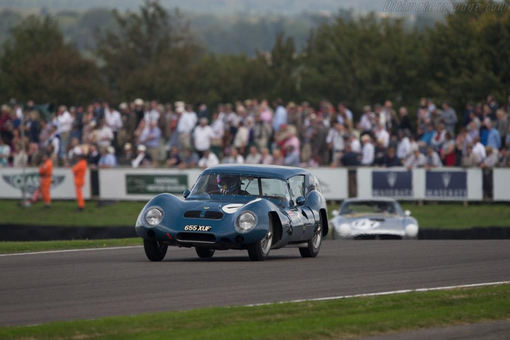 Lotus 11 GT Breadvan - Chassis: 512 - Entrant: David Cooke - Driver: Joe Twyman  - 2014 Goodwood Revival