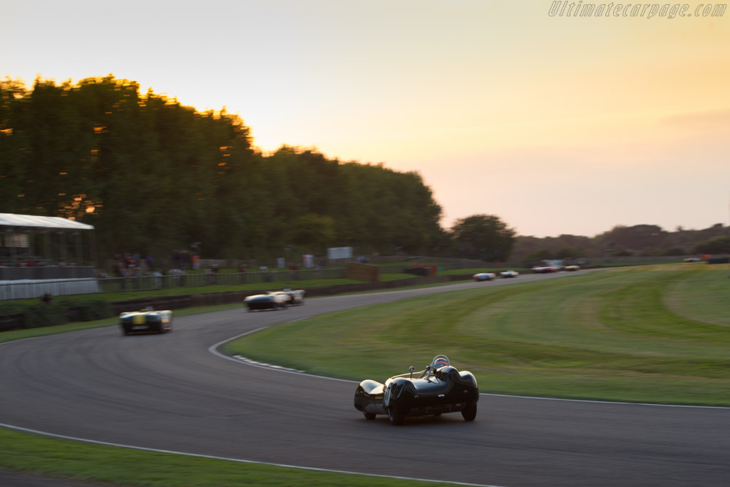 Lotus 15 Climax - Chassis: 620/3 - Driver: Mike Malone / Rob Hall  - 2014 Goodwood Revival