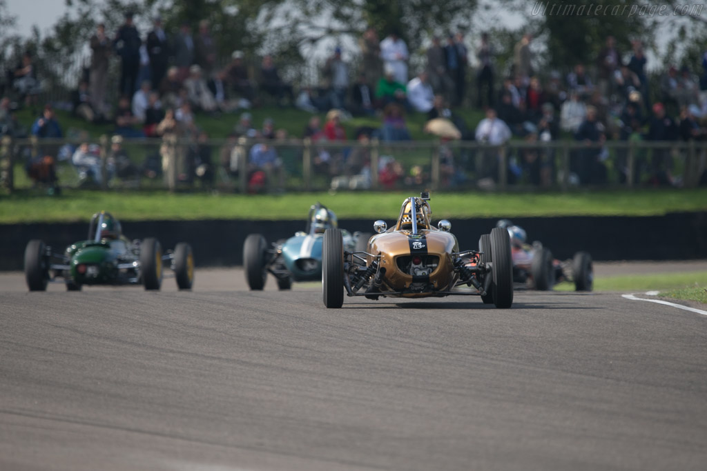 Lotus 20 Ford - Chassis: 20-J-954 - Driver: Simon Diffey  - 2014 Goodwood Revival