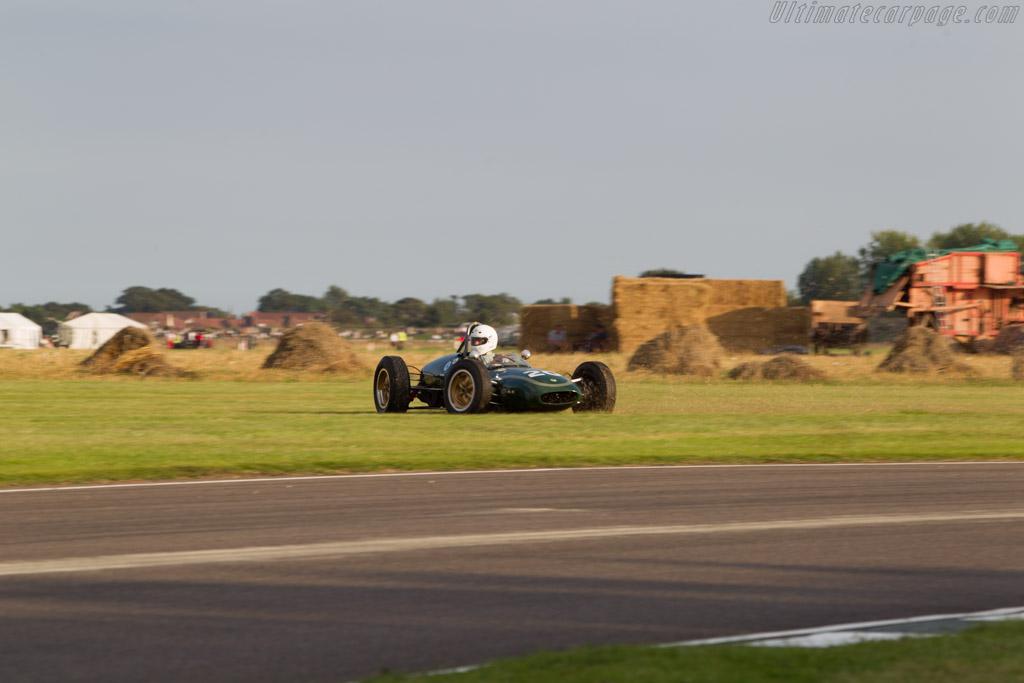 Lotus 21 Climax - Chassis: 939/952 - Driver: Alex Morton  - 2014 Goodwood Revival
