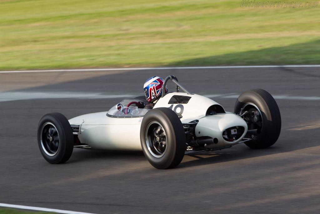 Lotus 24 BRM - Chassis: 946 - Entrant: Philip Walker - Driver: Miles Griffiths  - 2014 Goodwood Revival