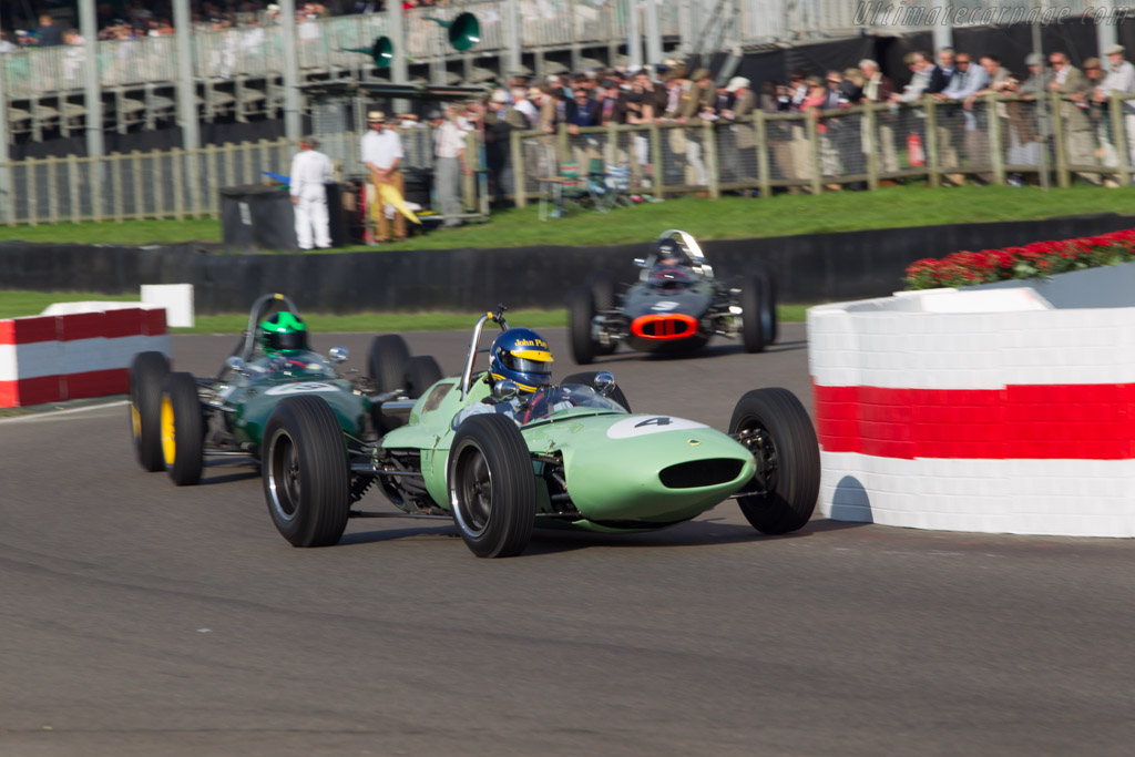 Lotus 24 Climax - Chassis: 944 - Driver: Andrew Beaumont  - 2014 Goodwood Revival