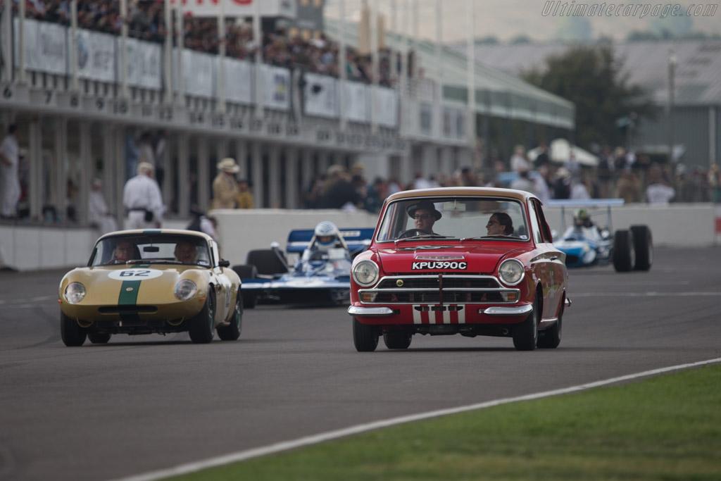 Lotus Cortina - Chassis: BA74EU59032   - 2014 Goodwood Revival