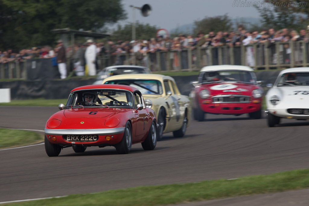 Lotus Elan S2 - Chassis: 26/4376 - Driver: Jeremy Cooke  - 2014 Goodwood Revival