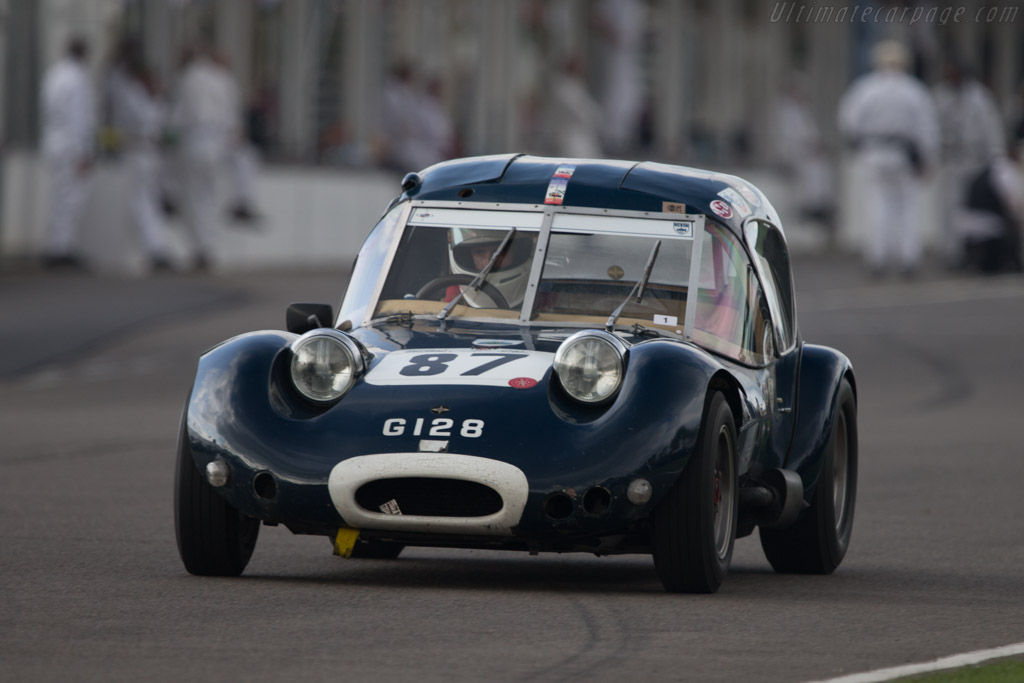 Marcos GT Xylon - Chassis: 1003 - Entrant: Panini Collection  - 2014 Goodwood Revival